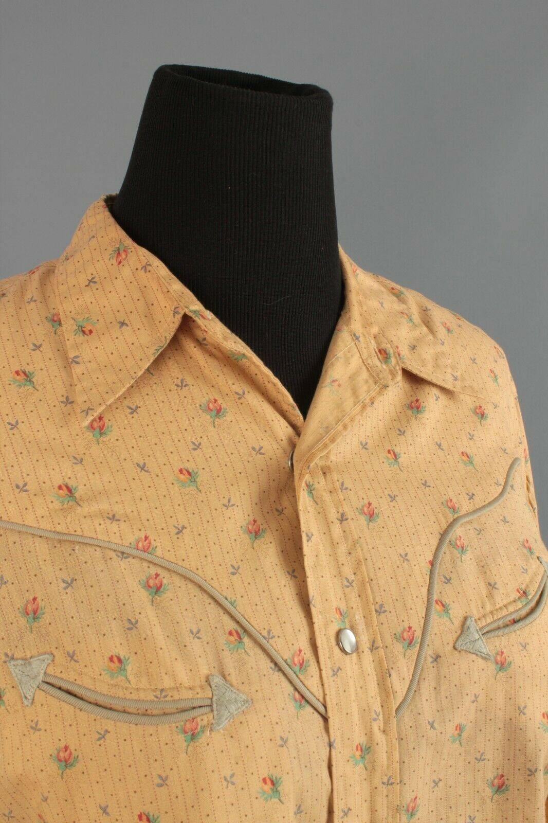 VTG Women's 80s 90s Ralph Lauren Country Calico W… - image 11