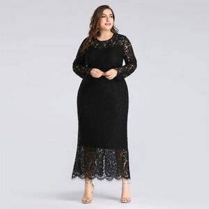 Ever Pretty US Plus Size Evening Dresses Black V neck Cocktail Gown Long 09016   eBay