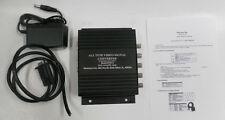 Mazak industrial monitor replacement ,to VGA XVGA LCD CRT Video Converter