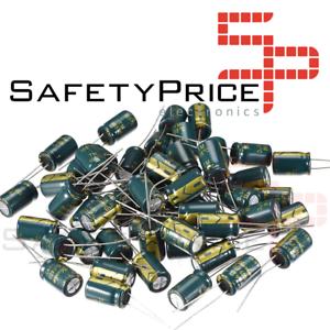 5x-CONDENSADOR-ELECTROLITICO-10uF-400v-LOW-ESR-105-C-10x17mm