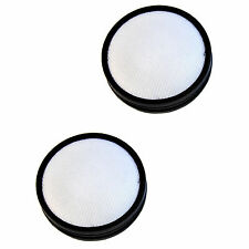 2x HQRP Filtro Lavable para Hoover UH70403 UH70404 UH70900 UH70909 UH72405PC