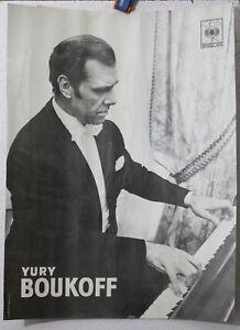 Affiche-Originale-YURY-BOUKOFF-1975