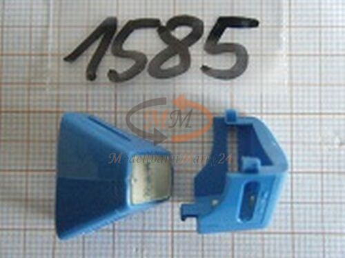 2x pieza de repuesto albedo enormemente capó Man Oldtimer 60er azul h0 1:87 - 1585