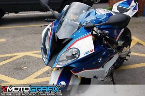Bmw S1000rr 2015 Front Fairing Motorcycle Number Board Motografix