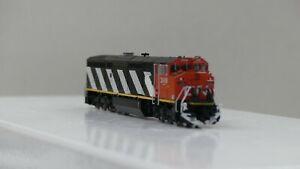 Rapido-540506-N-Scale-GE-DASH-8-40CM-CN-Stripes-2427-DCC-amp-Sound