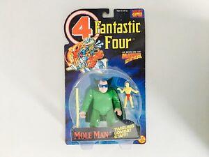 Marvel-Comics-Fantastic-Four-Character-039-s-ToyBiz-1994-95-NEW-Variety