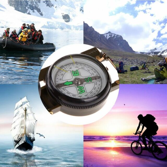 Len Compass 3in1 Hunting Outdoor Camping Survival Hiking Outdoor Survival Tool