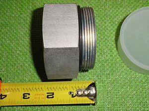Parker 32-24 F5OG5-S SAE Adapter 2 Inch ORB Male X 1-1//2 ORB Female
