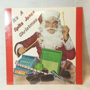 NEW-Spike-Jones-Christmas-Vinyl-Album-35-Christmas-Songs-Hymns-amp-Carols
