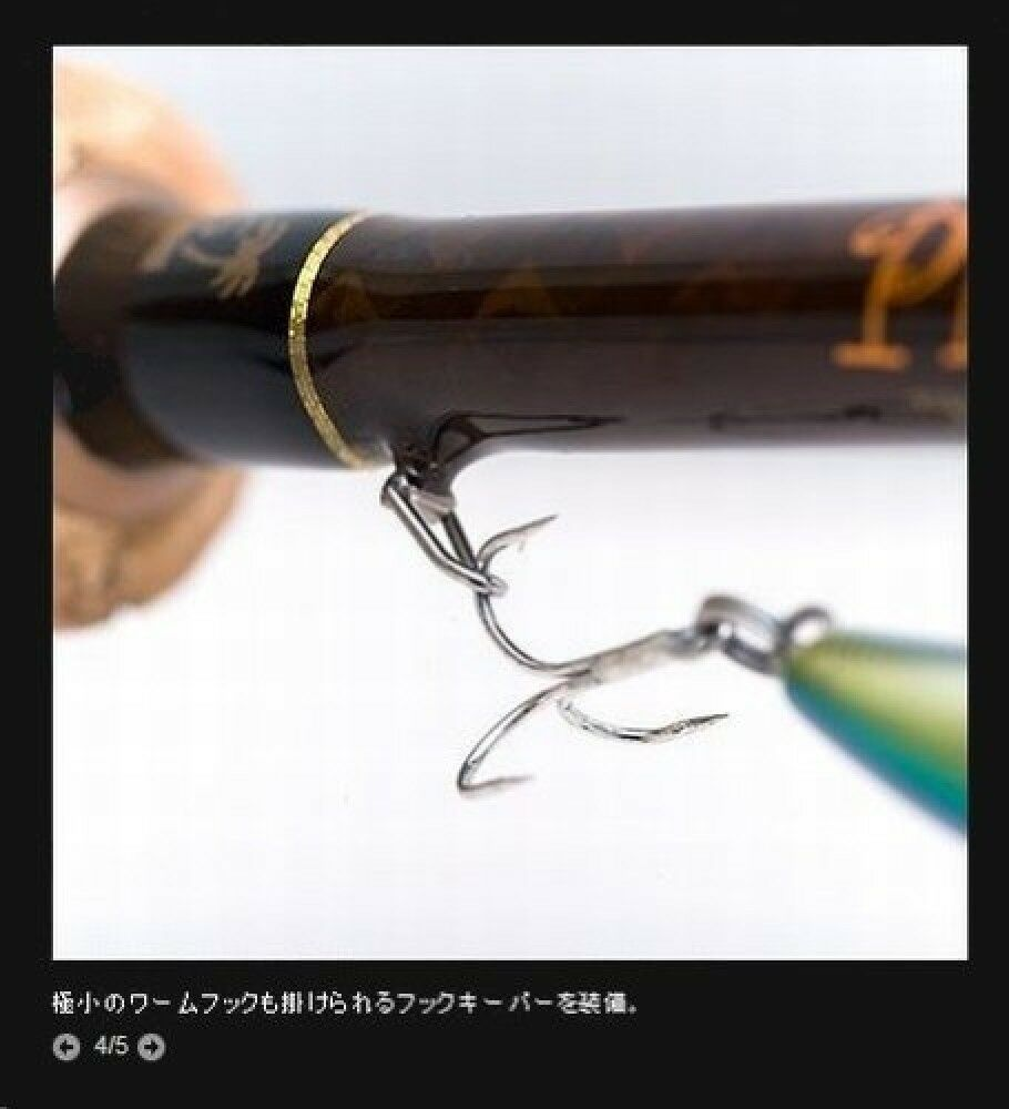Anglers Anglers Anglers Republic Angelrute Ela Nadeln Rad Pass-76 Extream-Trout Spinning Japan 8673b0