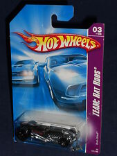 Hot Wheels 2008 TEAM: Rat Rods Series #127  Rat-Ified  Black w/ 5SPs