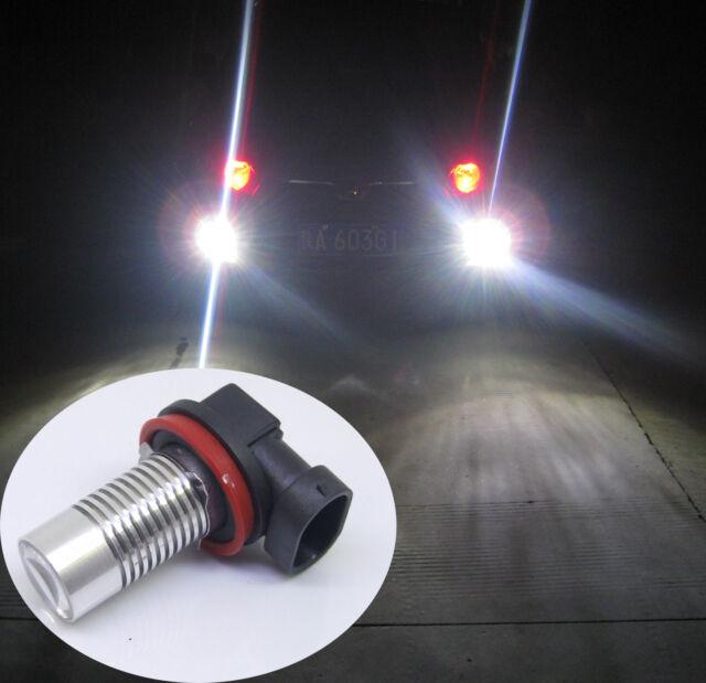 2x H11 CREE Q5 5W LED Car Fog Light Bulbs FORD MONDEO MK3 MK4