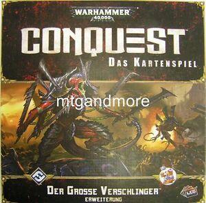 Warhammer-40000-Conquest-LCG-Der-Grosse-Verschlinger-039-063-Karte-auswaehlen