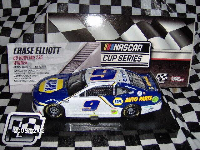2020 Chase Elliott # 9 NAPA Daytona Win 1/24th
