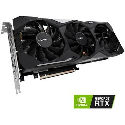 GIGABYTE GeForce RTX 2080 GAMING OC 8G Video Card, GV-N2080GAMING OC-8GC