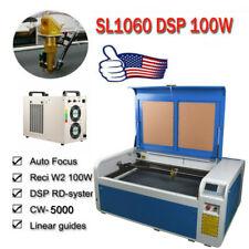 Reci 100w 1060 Co2 Cutting Laser Cutter Ruida Usb Auto Focus Engraver Machine Us
