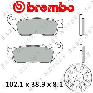 Pastiglie Brembo Freno Anteriori 07074.CC per BURGMAN 650 2002  2004