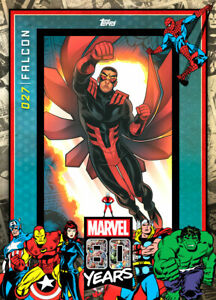 DIGITAL CARD Topps Marvel Collect Loki #41 80 Years Celebration 800cc