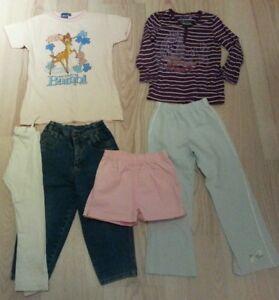 Kleiderpaket 6 Teile, Gr. 110/116 - Menden, Deutschland - Kleiderpaket 6 Teile, Gr. 110/116 - Menden, Deutschland