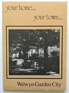 WELWYN-GARDEN-CITY-c1983-town-planning-building-house-home-control-Hertfordshire