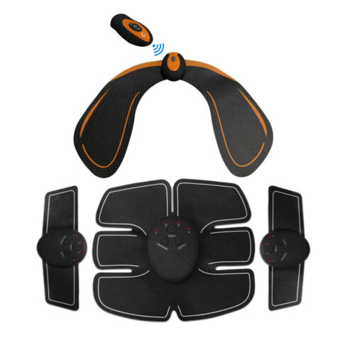 Smart Fitness Gym EMS EMS Fit Boot Toning Hips Trainer Buttock Muscle Stimulator