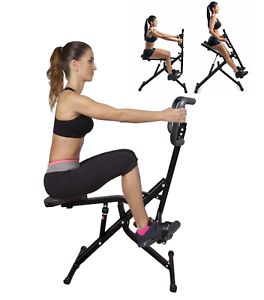 Total Crunch Power Rider Exercise Machine Ab Crunch Horse Riding Trainer Machine