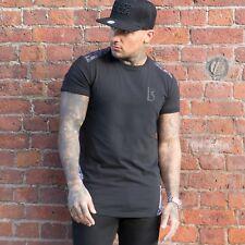 cf6cbc48 BBH Designer Mens Slim Fit Short Sleeve T Shirt Casual Crew Neck Muscle Tee  Top