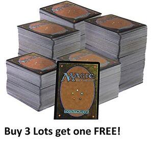 100-MTG-Magic-The-Gathering-Cards-Common-Uncommon-Random-Bulk-Lot-Collection