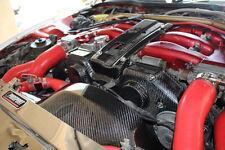 1990-1999 300ZX Real Carbon Fiber Radiator Fan Shroud Cover Fits Nissan 300ZX