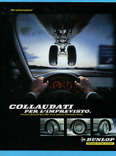 AUTO2000-PUBBLICITA'/ADVERTISING-2000- DUNLOP SP SPORT 9000