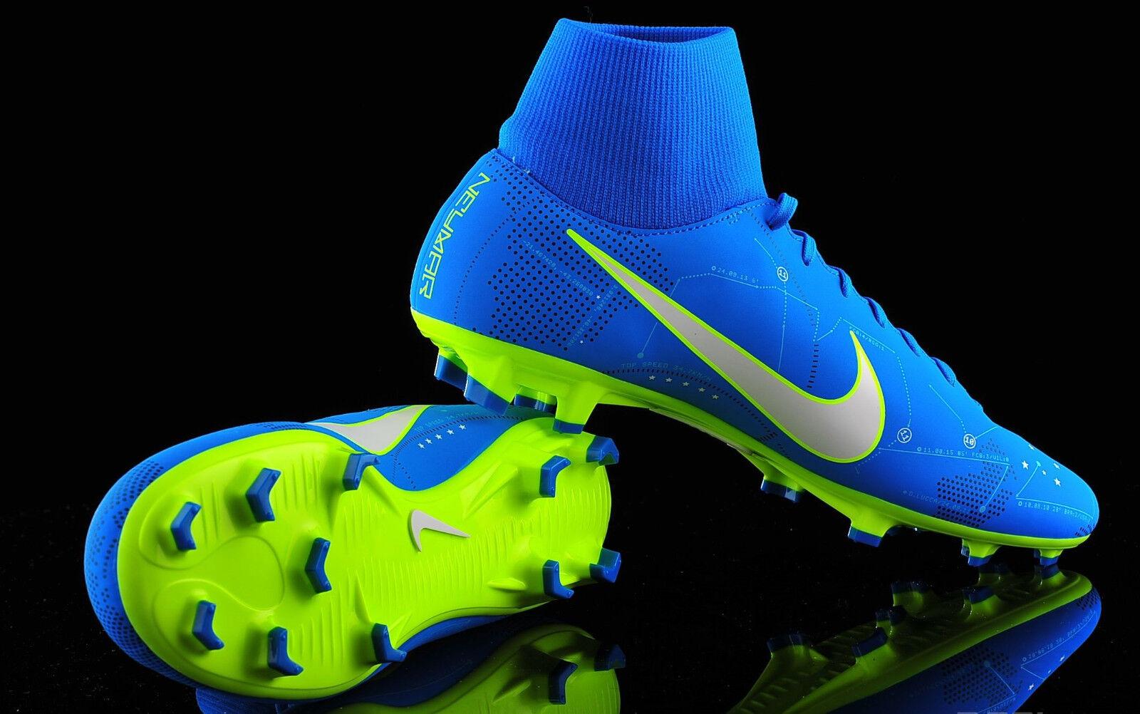 Nike Mercurial Victory Vi Njr Fg Uomo Tacchetti da Calcio 921503-400 | Negozio  | Scolaro/Ragazze Scarpa