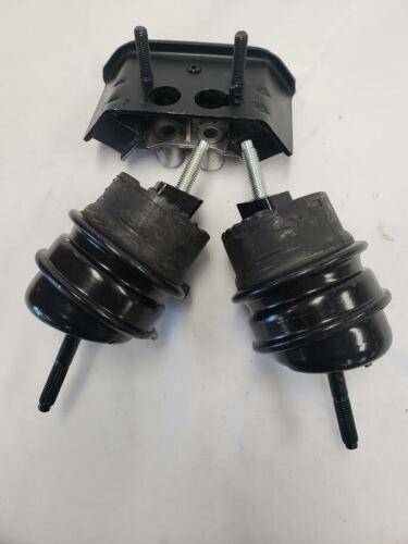 Hydraulic Engine Motor /& Auto Trans Mount 3Pcs Set for Chevrolet Camaro 10-15