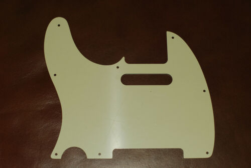 FENDER CUSTOM TELE PICKGUARD MINT GREEN 3-PLY VINTAGE RE-ISSUE TELECASTER ~ NEW