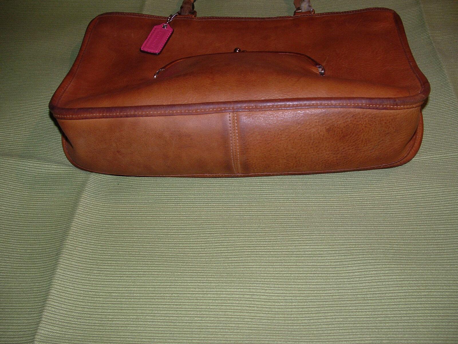 Custom vintage COACH Bonnie Cashin satchel VGC **… - image 8