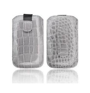 Housse-Etui-Pochette-Croco-Apple-Iphone-4-4S-Gris-grise