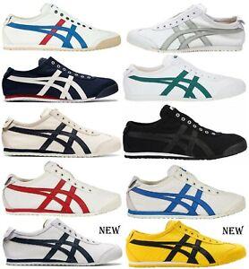 Chaussures Asics Onitsuka tiger mexico 66 sans Lacets à Enfiler D3K0N D2J4L