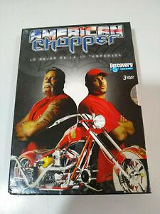 AMERICAN-CHOPPER-3-DVD-LO-MEJOR-DE-LA-PRIMERA-1-TEMPORADA-CASTELLANO-ENGLISH