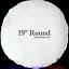 Round-Cushion-Pad-Inner-Circular-Pillows-Filler-Floor-Insert-Chair-Seat-11-034-20-034 thumbnail 13
