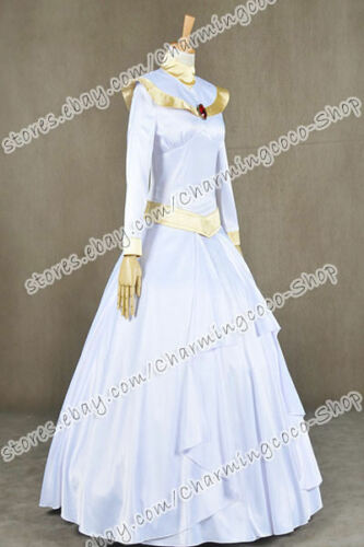 Aladdin And The King Of Thieves Cosplay Costume Jasmine Bridal Gown With Veil