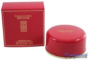 Red Door Perfumed Body Powder 2 6 Oz For Women New In A