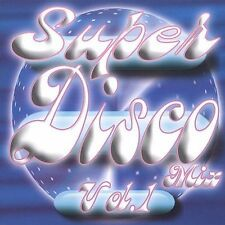 Super Disco Mix, Vol. 1 by Various Artists (CD, Feb-2002, AMC)