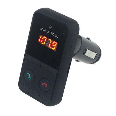 NEW Wireless Bluetooth FM Transmitter Modulator Car Kit MP3 Player SD USB LCD BL