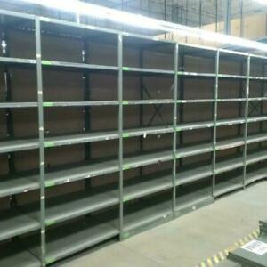 New and used metalware industrial shelving & pallet racking City of Montréal Greater Montréal Preview