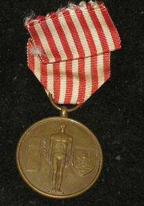 Vtg-CONGO-3rd-Place-Bronze-Sports-Medal-Democratic-Republic-of-the-Congo-ZAIRE
