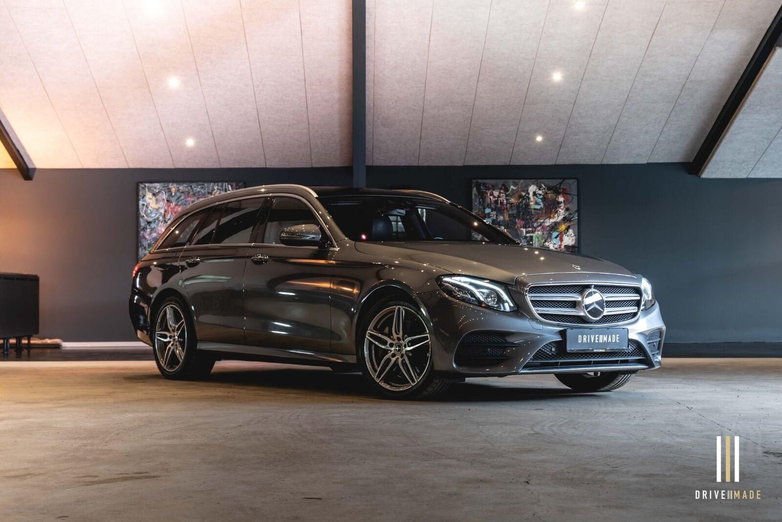 Mercedes E350 d 3,0 AMG Line stc. aut. 5d - 3.813 kr.