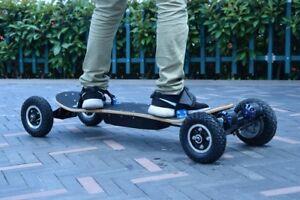 SUPERBE-Electric-Skateboard-Double-Puissance-moteur-electrique-2x1350W-Longboard-2020