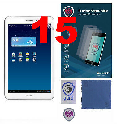 15 X Gard ® Premium Screen Protector Per Huawei Mediapad T1 7-