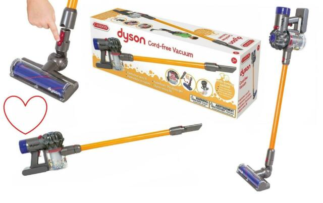 Casdon Dyson Vacuum Cord Free Toy Role Play Gift Boys Girls Pretend