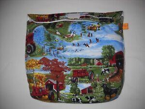 Breyer traditional pony pocket pouch custom model horse fabric transport
