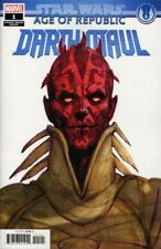 Star Wars Age of Republic Darth Maul #1 Marvel Comics 1st Print 2018 UNREAD NM